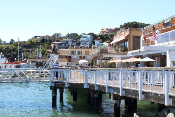 Day Trip to Tiburon