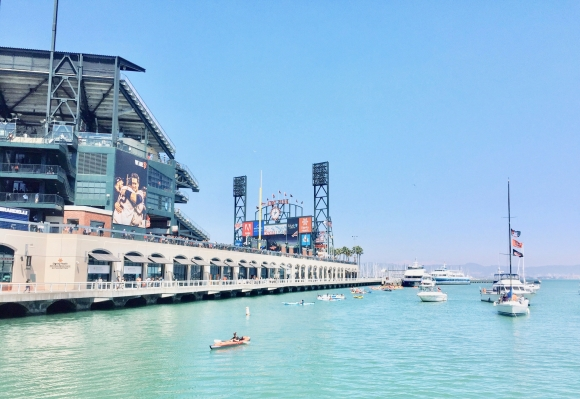 3 Reasons Why I Love AT&T Park